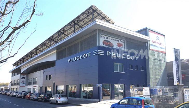 Locauto Due Peugeot Top Dealers Italia per servizi e visione - Foto 5 di 13