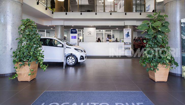 Locauto Due Peugeot Top Dealers Italia per servizi e visione - Foto 6 di 13