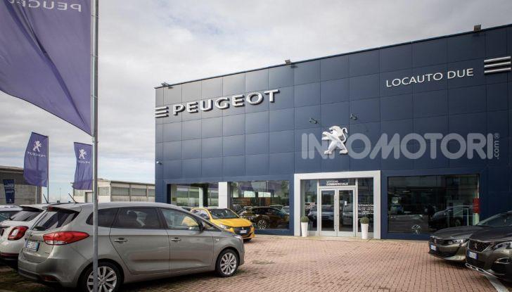 Locauto Due Peugeot Top Dealers Italia per servizi e visione - Foto 8 di 13