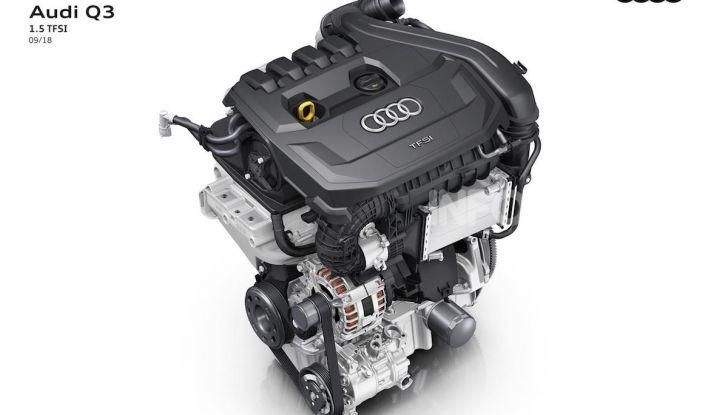 Audi Q3 e Audi Q3 Sportback: ecco la versione mild-hybrid con batteria da 48V - Foto 1 di 8