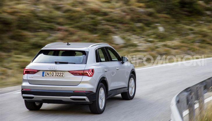 Audi Q3 e Audi Q3 Sportback: ecco la versione mild-hybrid con batteria da 48V - Foto 4 di 8