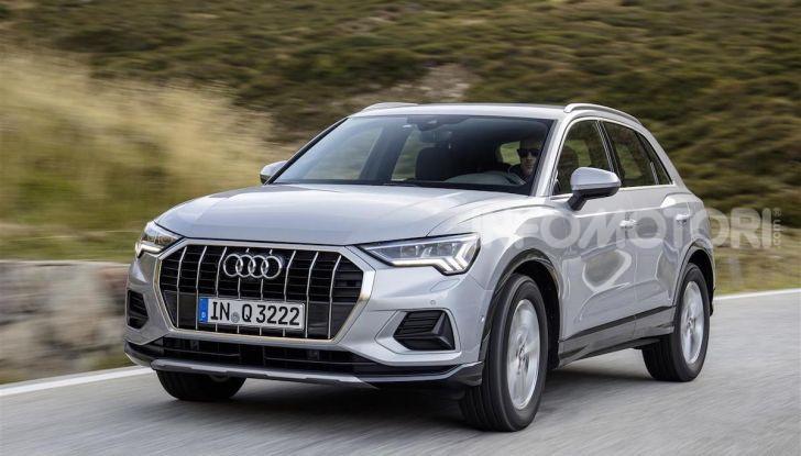 Audi Q3 e Audi Q3 Sportback: ecco la versione mild-hybrid con batteria da 48V - Foto 7 di 8