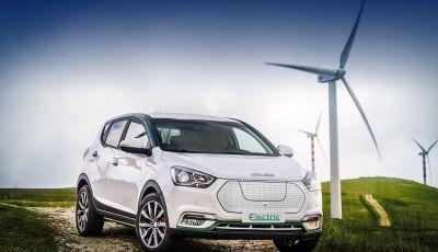 DR EVO Electric: il SUV low cost a zero emissioni