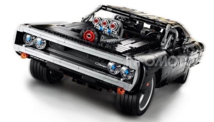 Dodge Charger Fast & Furious Lego Technic: mattoncini e potenza! - Foto 8 di 8