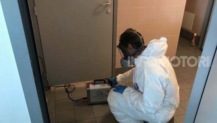 Come lavorare ed andare in Concessionaria dopo il Coronavirus - Foto 3 di 19