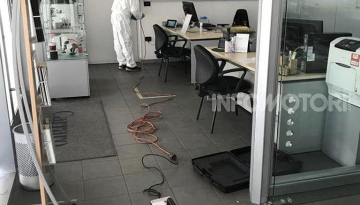 Come lavorare ed andare in Concessionaria dopo il Coronavirus - Foto 4 di 19