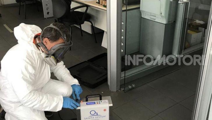 Come lavorare ed andare in Concessionaria dopo il Coronavirus - Foto 5 di 19