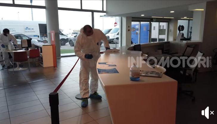 Come lavorare ed andare in Concessionaria dopo il Coronavirus - Foto 8 di 19