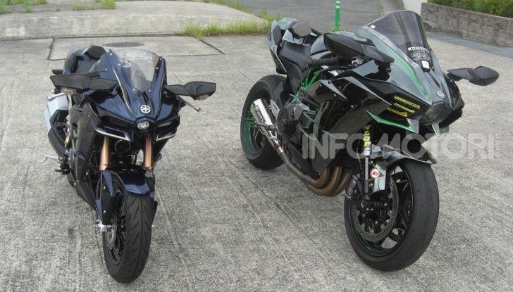 Dal Giappone il kit per trasformare una Kawasaki Z 125 Pro in una Ninja H2 - Foto 4 di 5