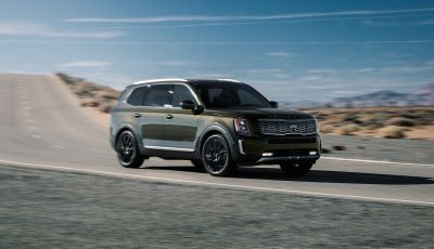 Kia Telluride premiata come World Car of the Year 2020