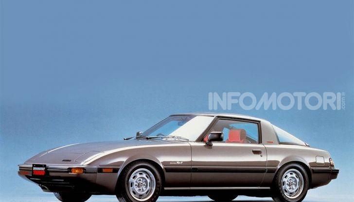 Mazda RX-7: dal 1978 sinonimo di gioia di guidare e leggerezza - Foto 5 di 6