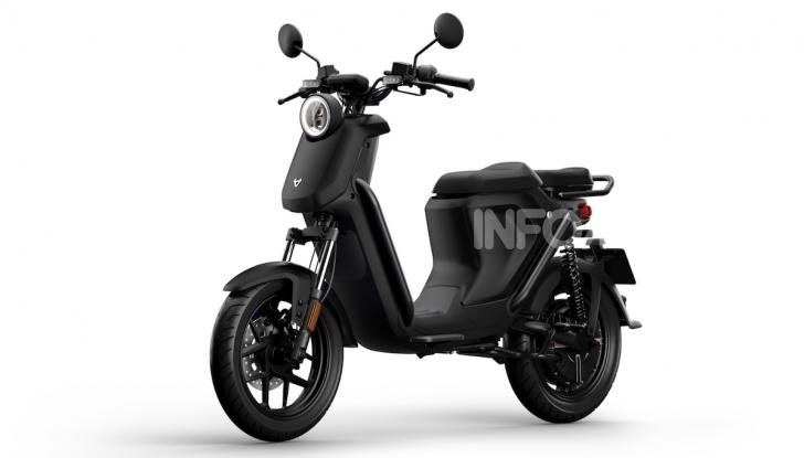 NIU lancia sul mercato NQi GTS e UQi GT - Foto 11 di 15