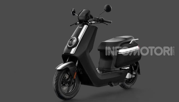 NIU lancia sul mercato NQi GTS e UQi GT - Foto 2 di 15