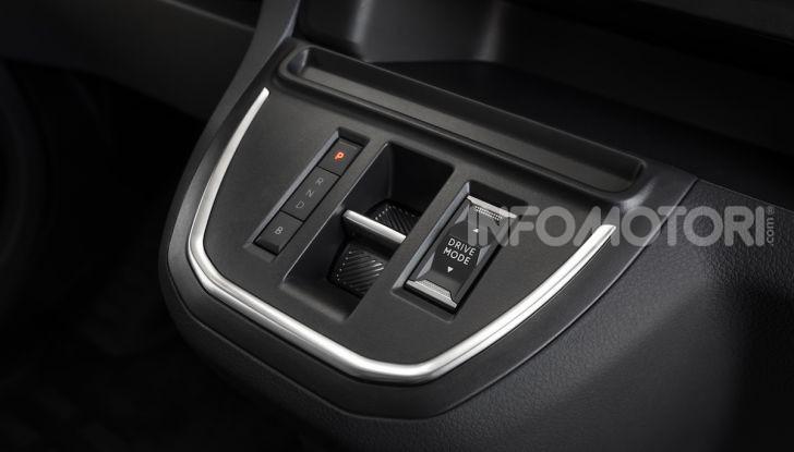 Opel Vivaro-e: il van elettrico con grande autonomia e capacità di carico - Foto 10 di 14