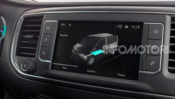 Opel Vivaro-e: il van elettrico con grande autonomia e capacità di carico - Foto 12 di 14