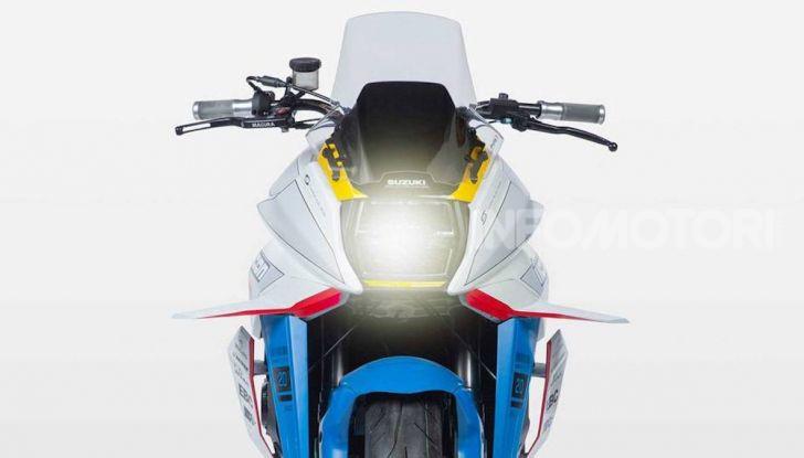 Suzuki Katana Brand New Jack by Icon: un po' moto un po' manga - Foto 3 di 7