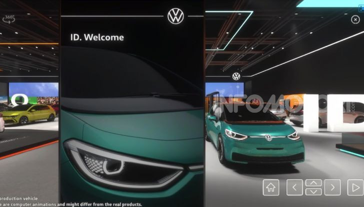 Addio tradizioni: Volkswagen lancia il primo salone dell'auto virtuale - Foto 10 di 10