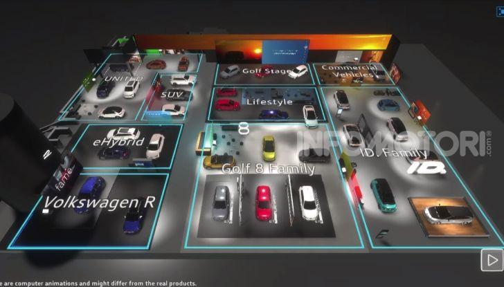 Addio tradizioni: Volkswagen lancia il primo salone dell'auto virtuale - Foto 1 di 10