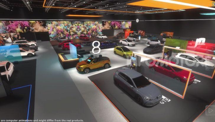 Addio tradizioni: Volkswagen lancia il primo salone dell'auto virtuale - Foto 3 di 10