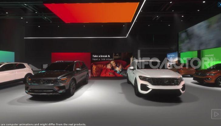 Addio tradizioni: Volkswagen lancia il primo salone dell'auto virtuale - Foto 6 di 10