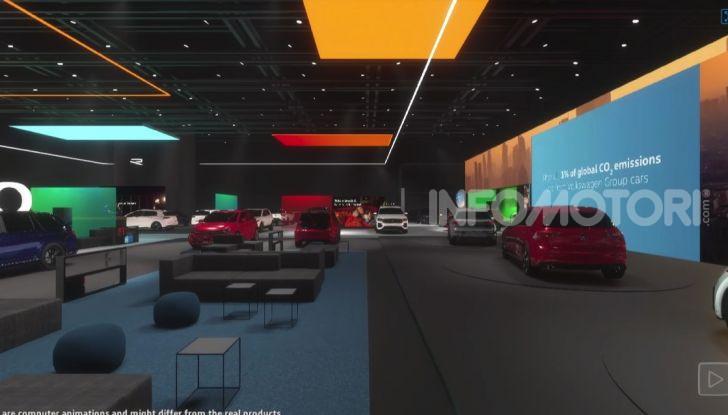 Addio tradizioni: Volkswagen lancia il primo salone dell'auto virtuale - Foto 9 di 10