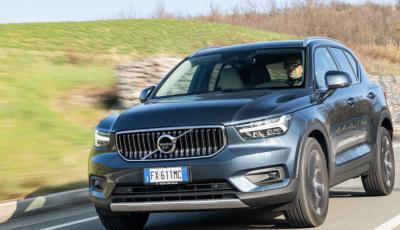 Volvo XC40 Recharge T5 Plug-in Hybrid: motori e prezzi
