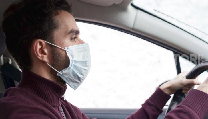 Coronavirus riapertura auto maggio 2020