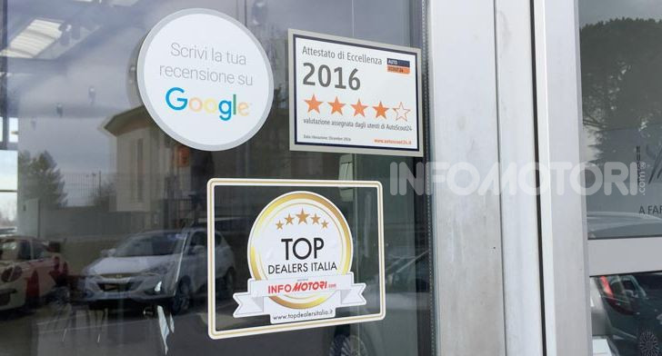 I Top Dealers Italia di Veneto e FVG ai vertici fra i Concessionari d'auto - Foto 6 di 16