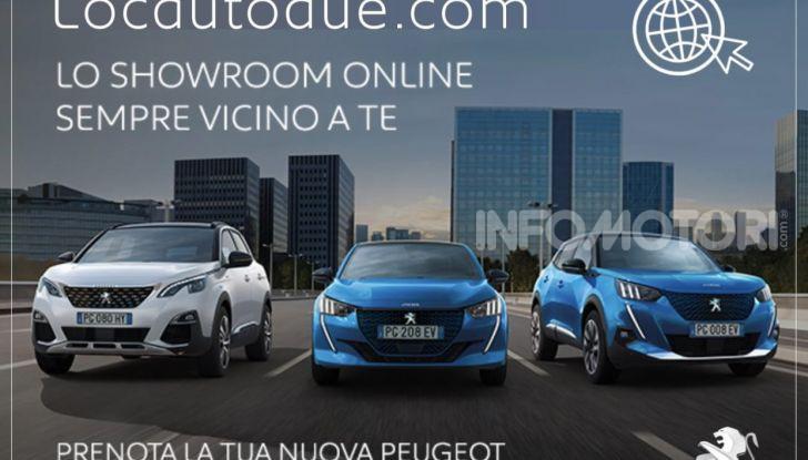 Locauto Due Peugeot Top Dealers Italia per servizi e visione - Foto 13 di 13
