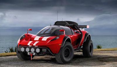 SCG 004, la Dune Buggy omologata per i rally da costruire in garage!