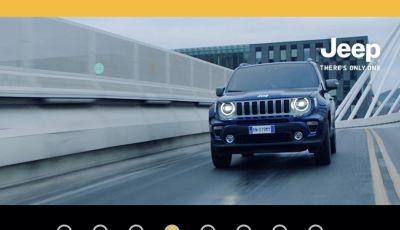 Con Jeep resti a casa e prenoti un super bonus che vale fino al 31 luglio