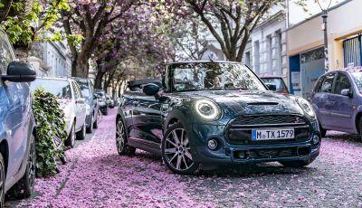 Mini Cooper Sidewalk: la cabrio per godersi la primavera