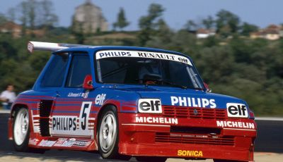 Renault 5 Turbo: il mito della Losanga compie 40 anni