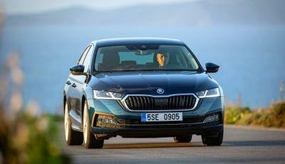 Skoda Octavia 2020: spaziosa come una berlina, elegante come una coupé
