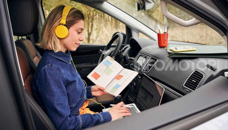 Volkswagen Sharan smart working