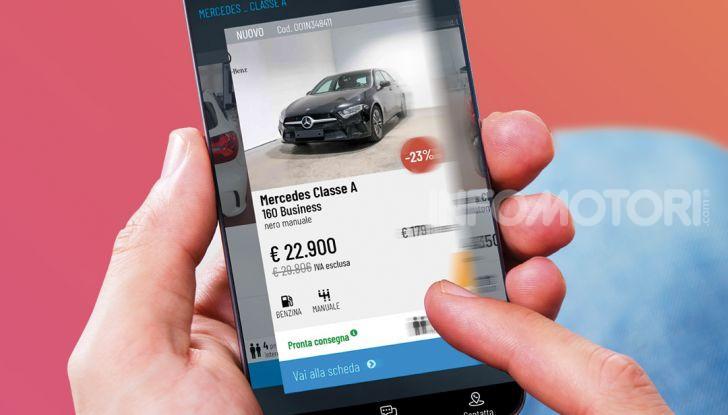 Trivellato.it si ispira a Booking, Amazon e Facebook per il suo e-commerce auto molto social - Foto 1 di 11