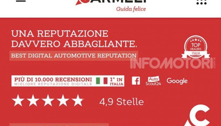 Gruppo Carmeli vende auto in tutta Italia con i Carmeli Point per la consegna - Foto 1 di 10
