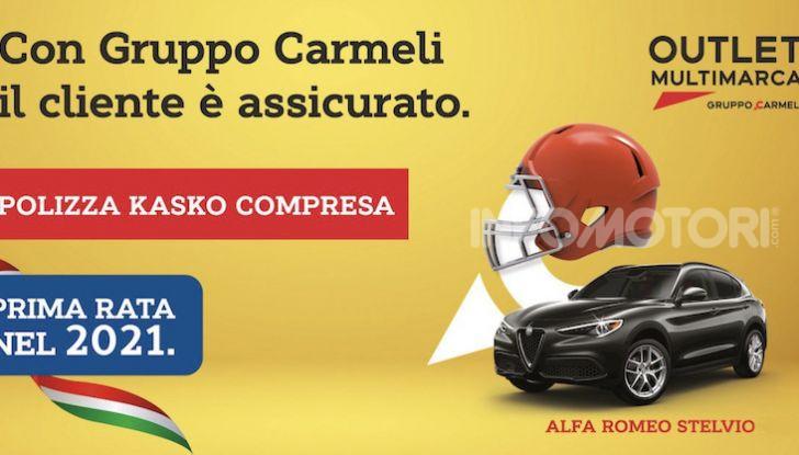Gruppo Carmeli vende auto in tutta Italia con i Carmeli Point per la consegna - Foto 10 di 10