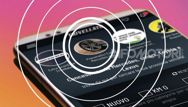 Trivellato.it si ispira a Booking, Amazon e Facebook per il suo e-commerce auto molto social - Foto 10 di 11