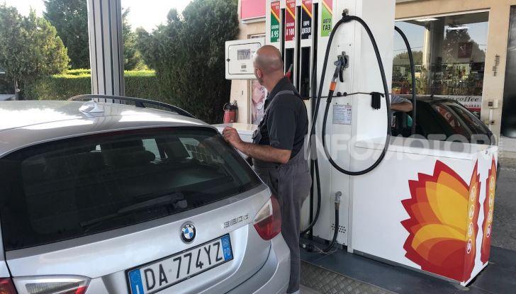600.000 km con una BMW 320d Touring - Foto 12 di 40