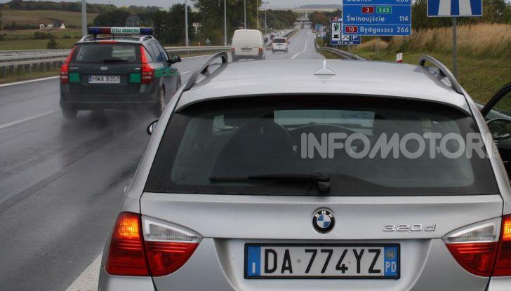 600.000 km con una BMW 320d Touring - Foto 14 di 40