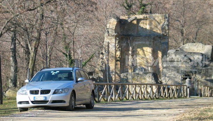 600.000 km con una BMW 320d Touring - Foto 16 di 40