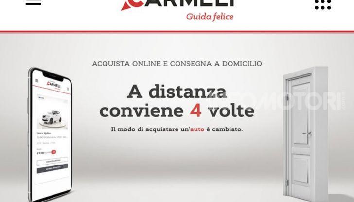 Gruppo Carmeli vende auto in tutta Italia con i Carmeli Point per la consegna - Foto 2 di 10