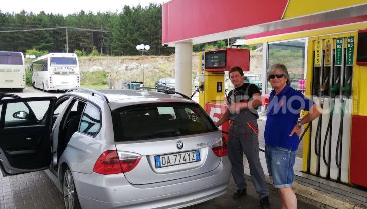 600.000 km con una BMW 320d Touring - Foto 24 di 40