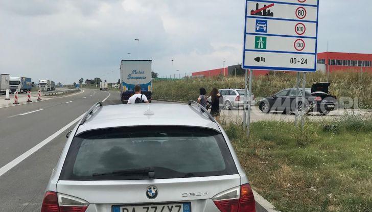 600.000 km con una BMW 320d Touring - Foto 27 di 40