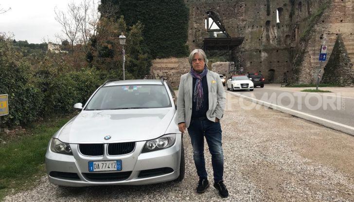 600.000 km con una BMW 320d Touring - Foto 3 di 40