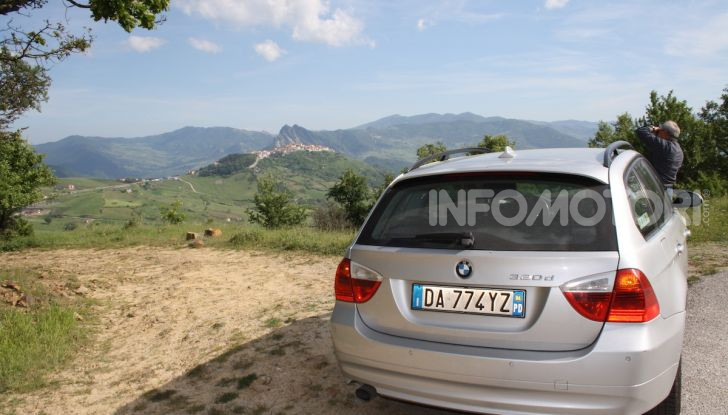 600.000 km con una BMW 320d Touring - Foto 31 di 40