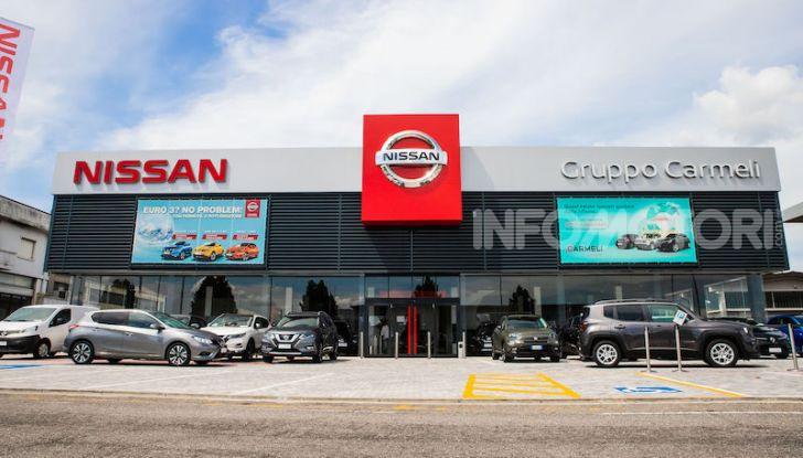 Gruppo Carmeli vende auto in tutta Italia con i Carmeli Point per la consegna - Foto 5 di 10