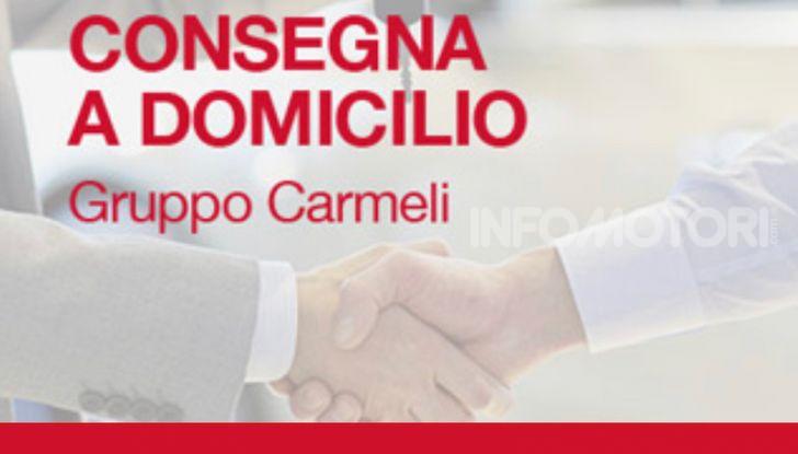 Gruppo Carmeli vende auto in tutta Italia con i Carmeli Point per la consegna - Foto 7 di 10