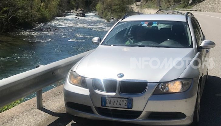 600.000 km con una BMW 320d Touring - Foto 8 di 40